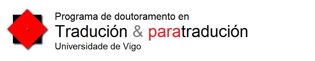 D_T&P – Programa de doutoramento en Tradución e paratradución